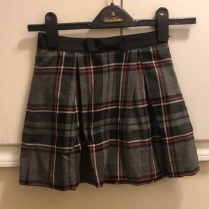 Brooks brothers wool skirt for girls